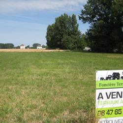 Terrain  de 1483 m²  Nouâtre  (37800)