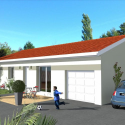 Maison  4 pièces + Terrain  263 m² Abeilhan