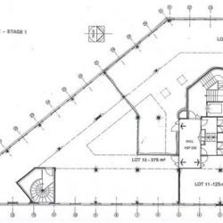 Location Bureau Lyon 7ème 1206 m²