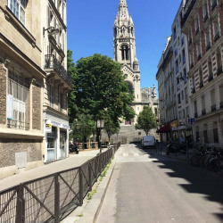 Location Bureau Paris 20ème 36 m²