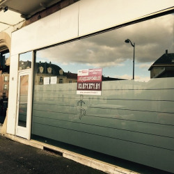 Location Local commercial Metz 58 m²
