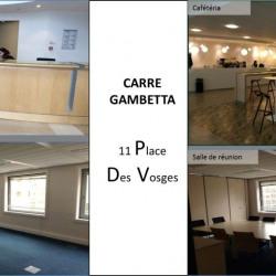 Location Bureau Courbevoie 1637 m²