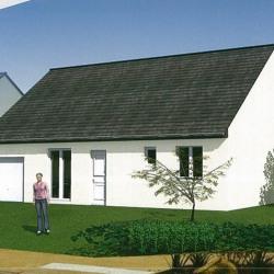 Maison  5 pièces + Terrain  364 m² Guignen
