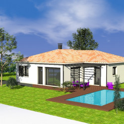 Maison  4 pièces + Terrain  486 m² Labastide-Saint-Georges