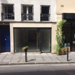Location Local commercial Paris 2ème 32 m²