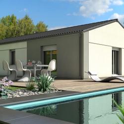 Maison  3 pièces + Terrain  720 m² Le Cabanial