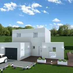 Maison  4 pièces + Terrain  60 m² Socourt