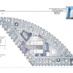 Location Bureau Puteaux 21846 m²