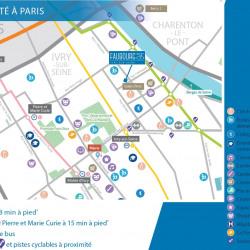 Vente Bureau Ivry-sur-Seine 100 m²