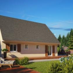 Maison  4 pièces + Terrain  570 m² Vert