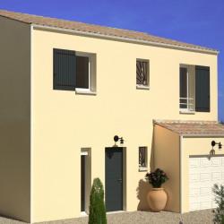 Maison  4 pièces + Terrain  742 m² Mansle