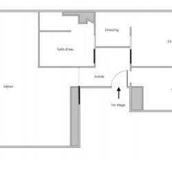 Vente Appartement Paris Lamarck - Caulaincourt - 63m²