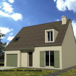 Maison  3 pièces + Terrain  386 m² Boissy-la-Rivière