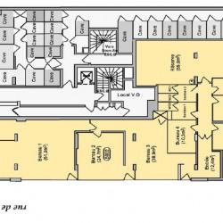 Location Local commercial Paris 12ème 257 m²