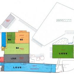 Location Local d'activités Saint-Pryvé-Saint-Mesmin 2967 m²