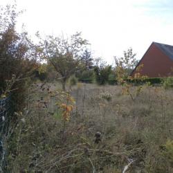 Vente Terrain Chinon 1028 m²
