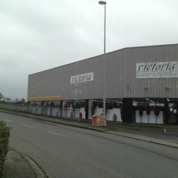Location Local commercial Chantepie 470 m²