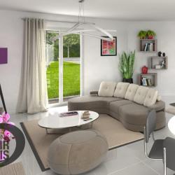 Maison  5 pièces + Terrain  2130 m² Lafrançaise
