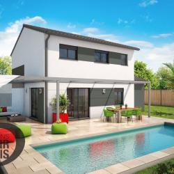 Maison  4 pièces + Terrain  1000 m² Ventabren