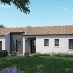 Maison  4 pièces + Terrain  322 m² Château-Thébaud