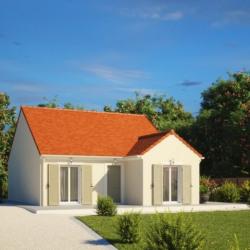 Maison  2 pièces + Terrain  450 m² Bailleul-sur-Thérain