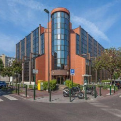 Location Bureau Suresnes 740 m²