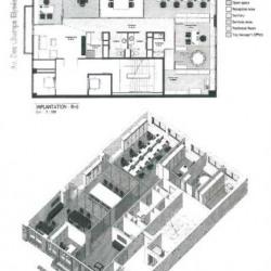 Location Bureau Paris 8ème 215 m²