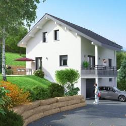Maison  5 pièces + Terrain  800 m² Annemasse
