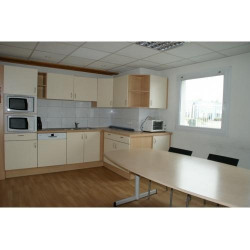 Location Bureau Rixheim 831 m²