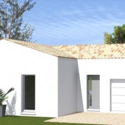 Maison  4 pièces + Terrain  468 m² Saint-Sulpice-de-Royan