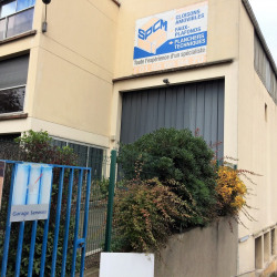 Location Local commercial Nanterre 814 m²