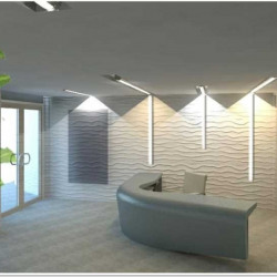 Location Bureau La Garenne-Colombes 331 m²