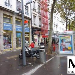 Location Local commercial Lyon 3ème 90 m²