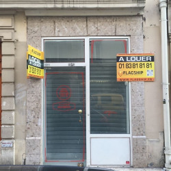 Location Local commercial Paris 10ème 17 m²