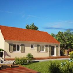 Maison  4 pièces + Terrain   m² Pars-Lès-Romilly
