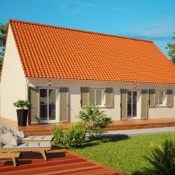 Maison  4 pièces + Terrain  500 m² Jouy-le-Potier