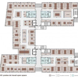 Location Bureau Lyon 7ème 450,05 m²