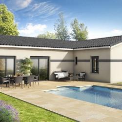 Maison  4 pièces + Terrain  1500 m² Samatan