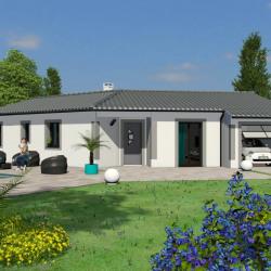 Maison  5 pièces + Terrain  800 m² Bressols