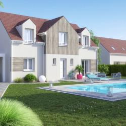 Terrain  de 658 m²  Forges-les-Bains  (91470)