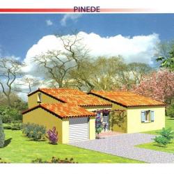 Maison  2 pièces + Terrain  173 m² Sérignan