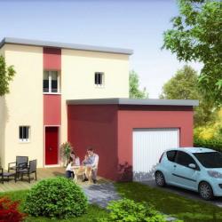 Maison  4 pièces + Terrain  1000 m² Beaulieu-sur-Layon