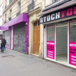 Location Local commercial Paris 10ème 62,36 m²