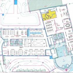 Location Bureau Malakoff 1351 m²