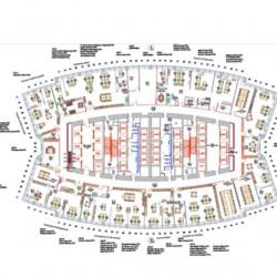 Location Bureau Paris 15ème 2867 m²