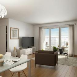 produit d'investissement Appartement 4 pièces Montreuil