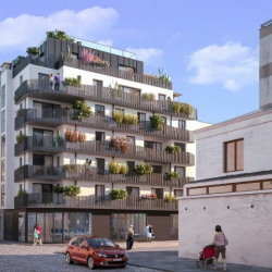 photo appartement neuf Paris 15ème