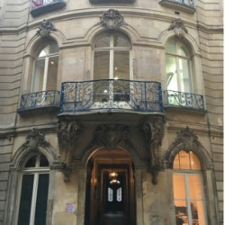 Location Bureau Paris 2ème 298 m²