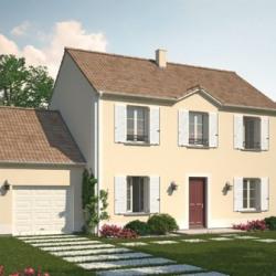 Maison  5 pièces + Terrain  1100 m² Chaunac