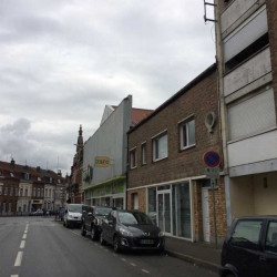 Location Local commercial La Madeleine 400 m²